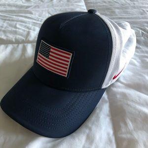 Nike USATF Run Trucker Cap